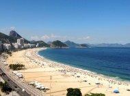 plaża w wakacje